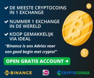 binance exchange open gratis account